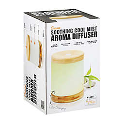 Crane Ultrasonic Soothing Cool Mist Aroma Diffuser