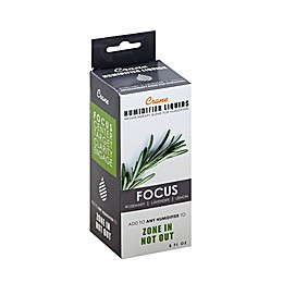 Crane Focus 8 fl. oz. Zone In Not Out Humidifier and Diffuser Aromatherapy Liquid
