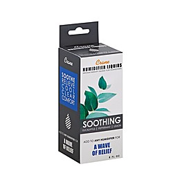 Crane Soothing 8 fl. oz. A Wave of Relief Humidifier and Diffuser Aromatherapy Liquid
