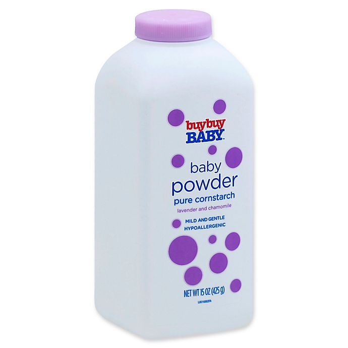 Alternate image 1 for buybuy Baby Baby™ 15 oz. Pure Cornstarch Baby Powder with Lavender and Chamomile