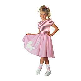 Small Nifty Fifties Child's Halloween Costume