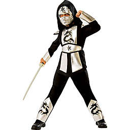 Rubies© Silver Dragon Ninja Child's 4-Piece Costume