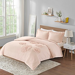 Intelligent Design Ella Floral Comforter Set