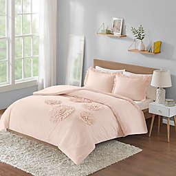 Intelligent Design Ella Floral Comforter Set