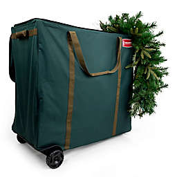 TreeKeeper Big Wheel Multi-Use Storage Bag in Green