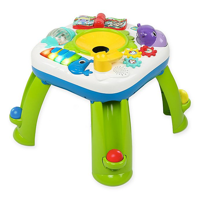 Alternate image 1 for Bright Starts™ Having A Ball™ Get Rollin' Activity Table