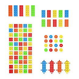 Hey! Play! 90-Piece Building Block Set