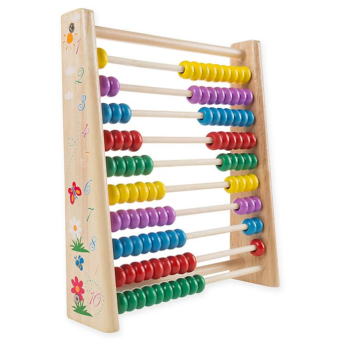 Alternate image 1 for Hey! Play! Wooden Abacus