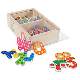 Hey! Play! 52-Piece Letter and Number Magnet Set