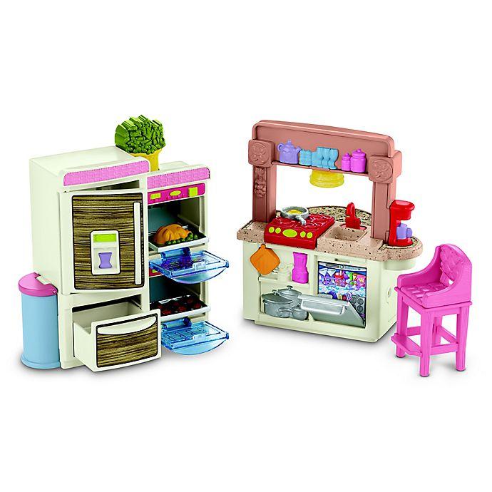 Fisher-Price® Loving Family Dollhouse Kitchen Set