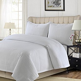 Tribeca Living Como Quilt Set