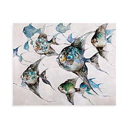 Bassett Mirror Company Into The Sea Wrapped Canvas Wall Art