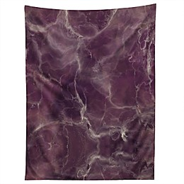 Deny Designs Chelsea Victoria Amethyst Marble Tapestry
