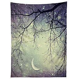 Deny Designs Shannon Clark Diamonds In The Sky 60-Inch x 80-Inch Tapestry