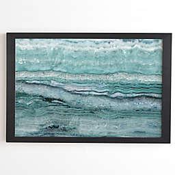 Deny Designs Mystic 20-Inch x 20-Inch Framed Wall Art