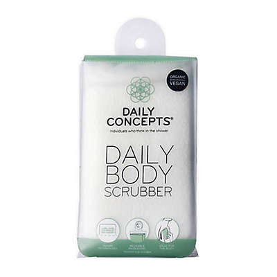 Daily Concepts® Body Scrubber
