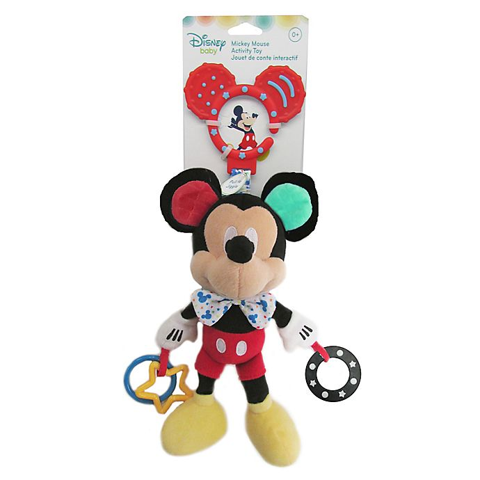Alternate image 1 for Disney Baby® Mickey Mouse Activity Toy