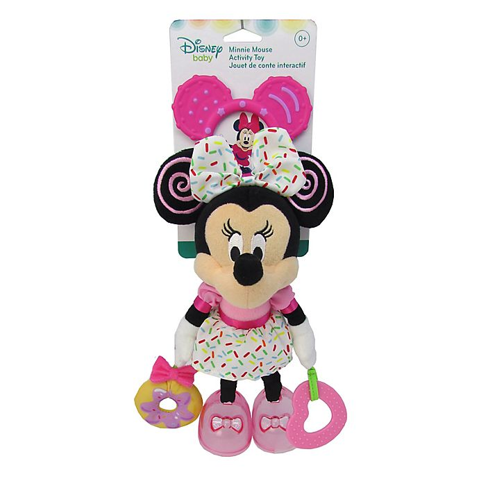 Alternate image 1 for Disney Baby® Minnie Mouse Activity Toy