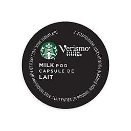Starbucks® Verismo™ 12-Count Milk Pods