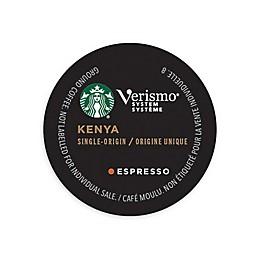 Starbucks® Verismo® 12-Count Kenya Single Origin Espresso Pods