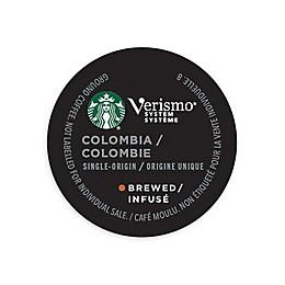 Starbucks® Verismo® 12-Count Colombia Single Origin Brewed Coffee Pods