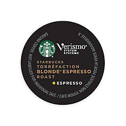 Starbucks® Verismo™ 12-Count Blonde Espresso Roast Espresso Pods