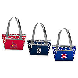 MLB Quatrefoil 16-Can Cooler Tote Collection