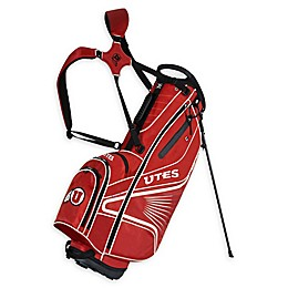 University of Utah Gridiron III Stand Golf Bag