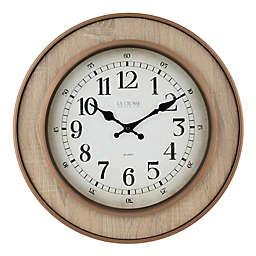 La Crosse Technology Livingston 16-Inch Wall Clock
