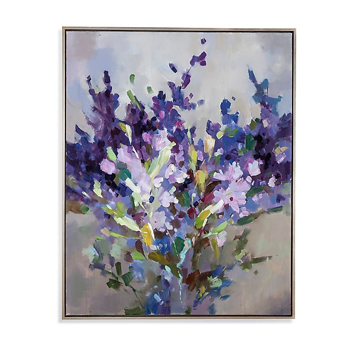 Alternate image 1 for Wisteria Canvas Wall Art