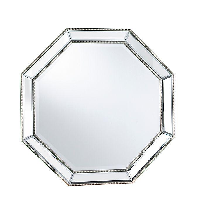Alternate image 1 for Southern Enterprises Yani Octagonal Wall Mirror