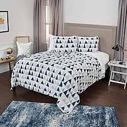 Rizzy Home Flint Quilt Set