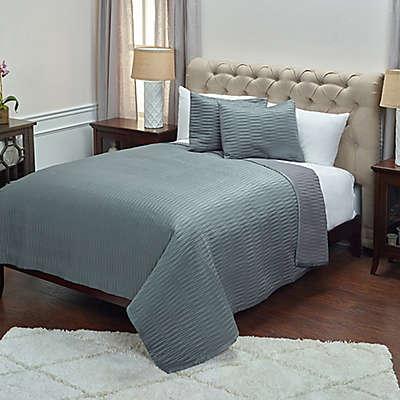 Rizzy Home Parker Quilt Set