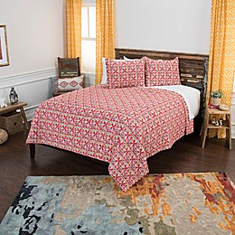 Rizzy Home Lilou Quilt Set
