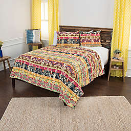 Rizzy Home Dash Quilt Set