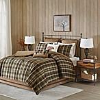 Woolrich® Hadley Plaid Queen Comforter Set