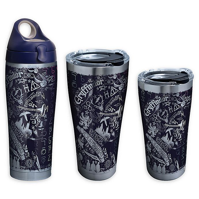 Alternate image 1 for Tervis® Harry Potter™ 20th Anniversary Stainless Steel Drinkware