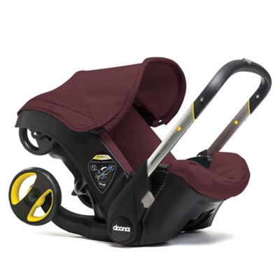 Doona™+Infant Car Seat/Stroller with LATCH