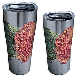 Tervis® Harry Potter™ Illustrated Crests Stainless Steel Tumbler with Lid