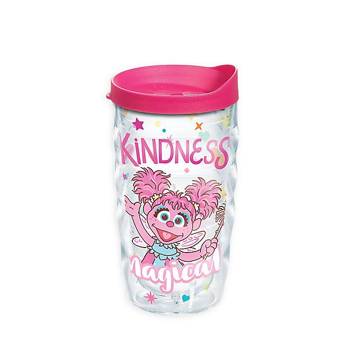 Alternate image 1 for Tervis® Sesame Street Abby 10 oz. Wrap Tumbler with Lid
