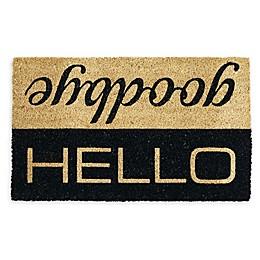 Design Imports Hello Goodbye 18\