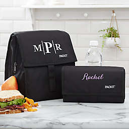 PackIt® Embroidered Freezable Lunch Bag