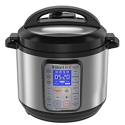 Instant Pot® 9-in-1 Duo Plus Programmable Electric Pressure Cooker