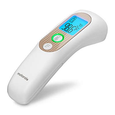 Motorola® Smart Touchless Forehead Thermometer