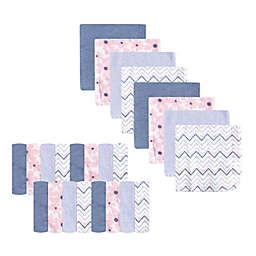 Luvable Friends® 24-Pack Daisy Washcloths