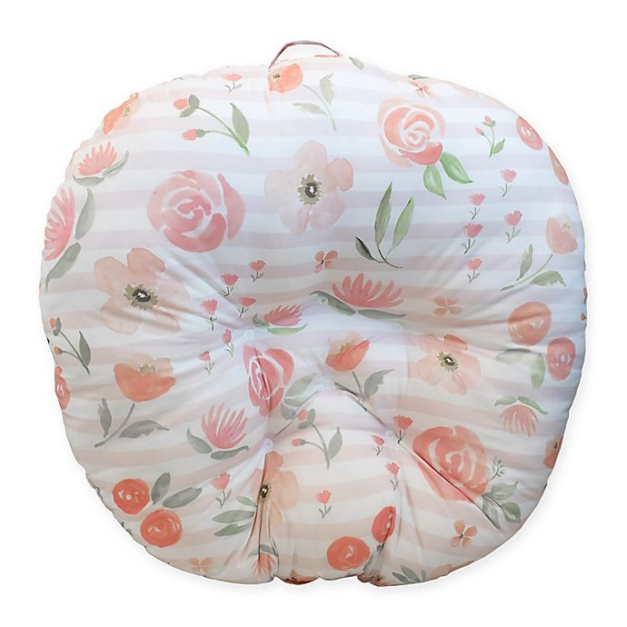 Alternate image 1 for Boppy® Big Blooms Newborn Lounger