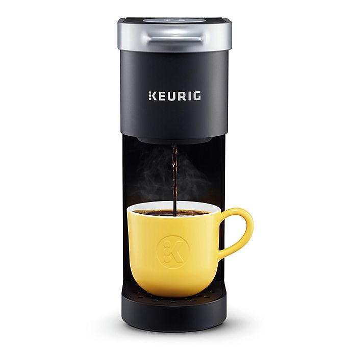 Alternate image 1 for Keurig ® K-Mini Single Serve K-Cup Pod® Coffee Maker