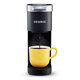 Keurig ® K-Mini Single Serve K-Cup Pod® Coffee Maker in Black