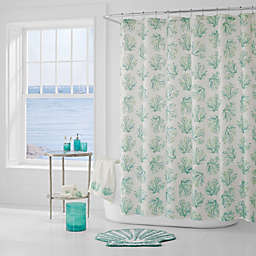 J. Queen New York™ Coral Reef Shower Curtain Collection