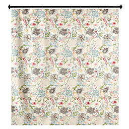 Mstyle Nightingale Vintage Shower Curtain